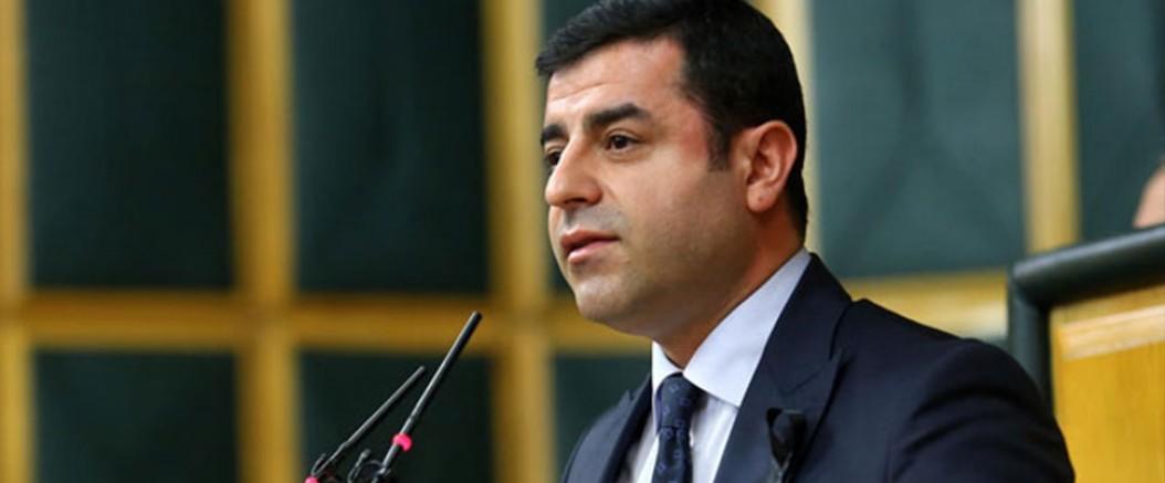 Demirtaş'ın 5 aylık cezası bozuldu.