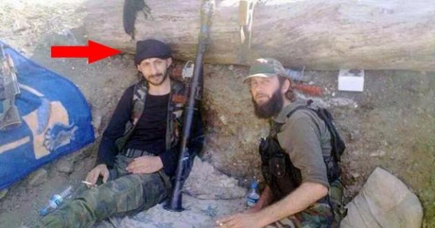 Türkiyeden savaşmak için Iraka gitti